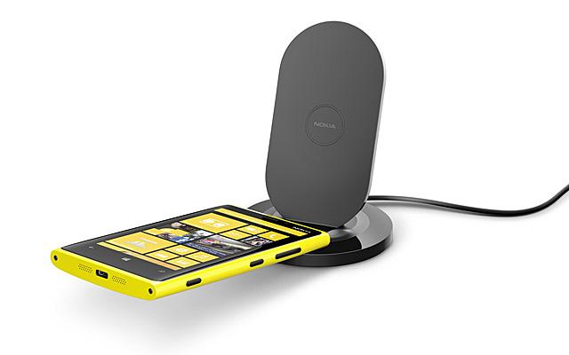cargador sin cable Nokia