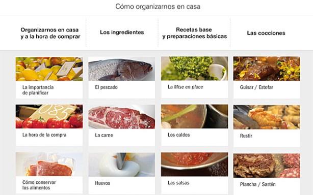 Ferran Adria recetas familia