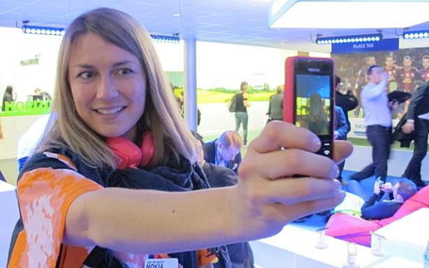 Nokia-autorretrato