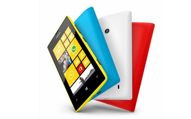 Nokia Lumia 520 es un Windows Phone 8 asequible.