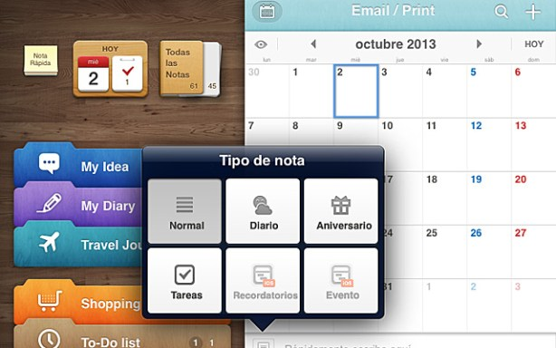 Awesome Note iPad