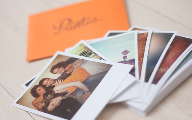 Printic imprime tus fotos en formato polaroid