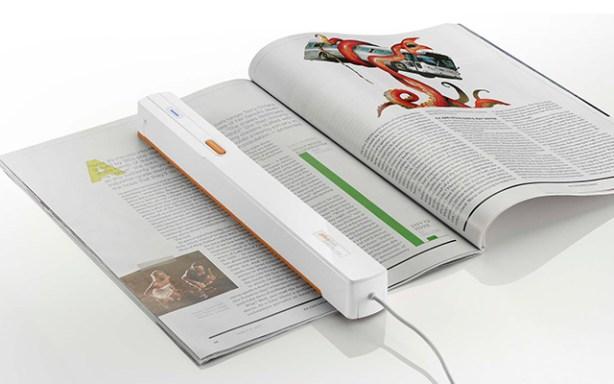 Escáner de mano MobileOffice H100