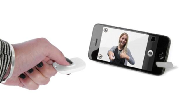 Snap Remote, un mando a distancia para autorretratos