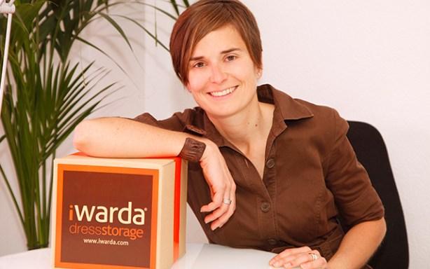 Silvia Haro es cofundadora de iWarda
