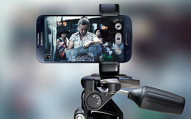 tripode smartphone