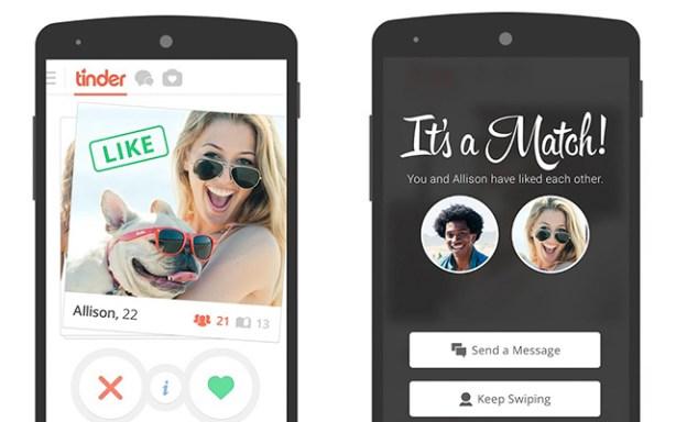 Tinder, una app para ligar