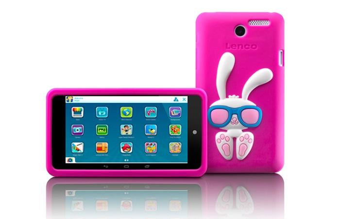 Kidztab, nuevos tablets de Lenco