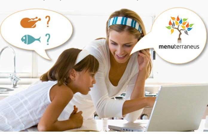 Menuterraneus es una app de planificación del menú familiar
