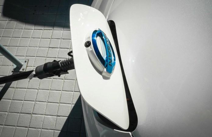 Nissan Leaf, coche eléctrico. Foto: Elena Diego. www.elenadiego.com