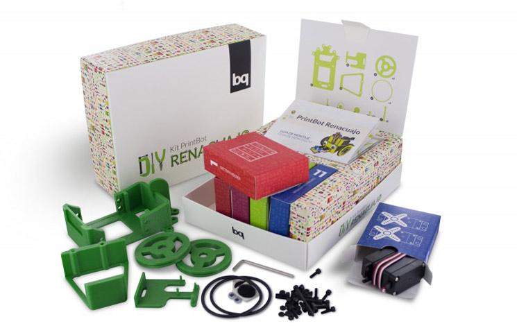 Zum Kit de BQ