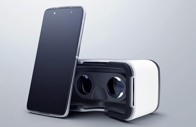 Alcatel Idol4 y VR