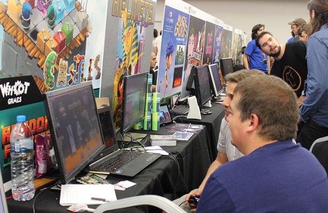 Gamelab 2016 estudios