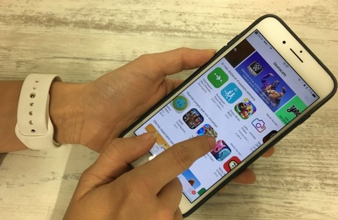 Geenapp app móvil