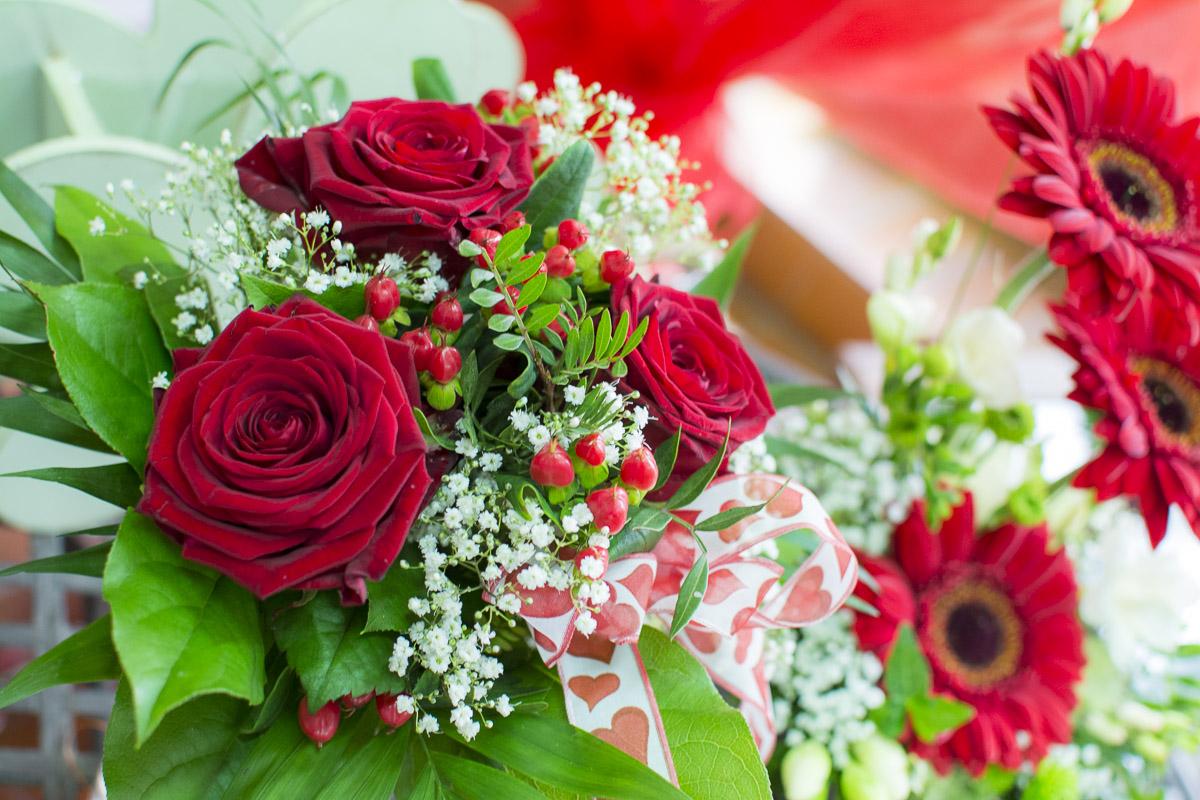 Grtnerei Jetzinger in Obing Blumen  Floristik
