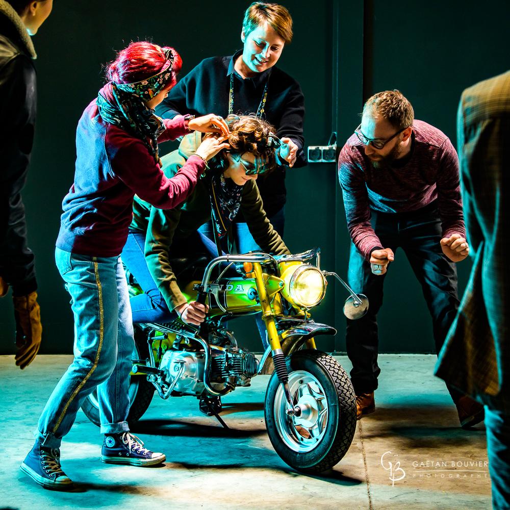 Soares-Iness-Atelier-Orange Mecanique-Moto-Honda-Dax-Photographe-Gaetan-Bouvier-Belleville-Cluny-Tournus