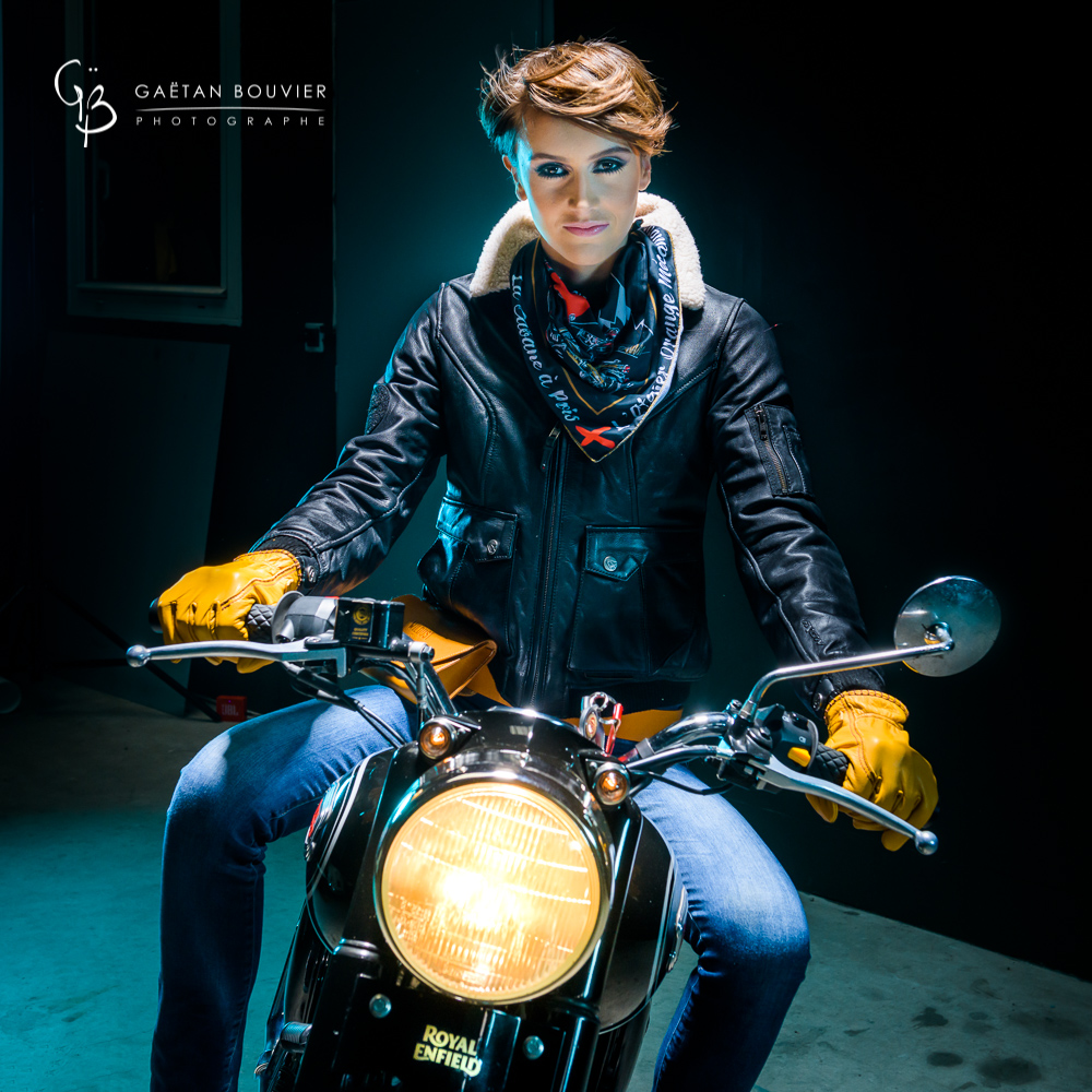 Keira-Soares-Atelier-Orange Mecanique-Moto-Royal- Enfield-La-cabane-à-pois-Photographe-Tournus