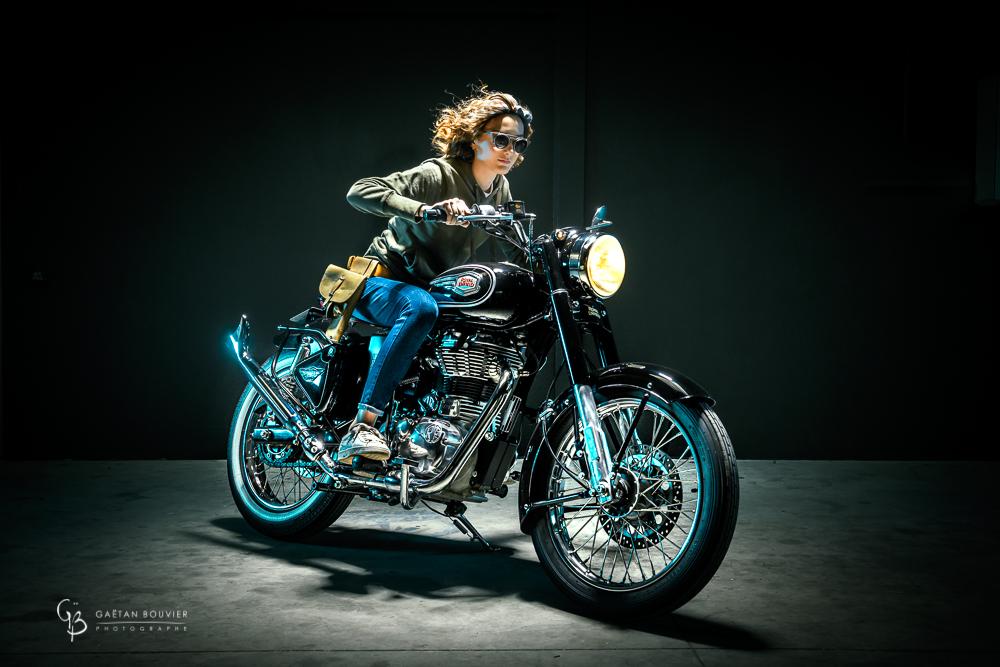 Atelier Orange Mecanique-Moto-Royal- Enfield-Iness-Srs-Photographe-Gaetan-Bouvier-Belleville-Tournus-Macon