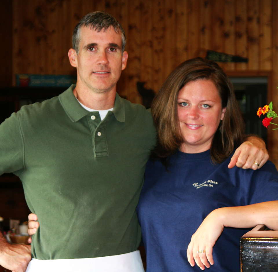 Shawn & Amy Kight, owners