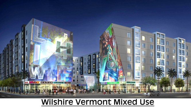 Wilshire Vermont Apartment Los Angeles 490 Unit Apartments