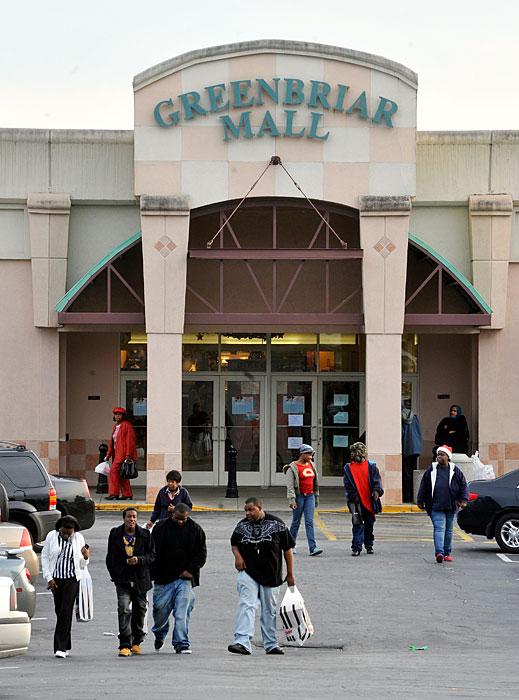 The 10 Worst Malls In Georgia