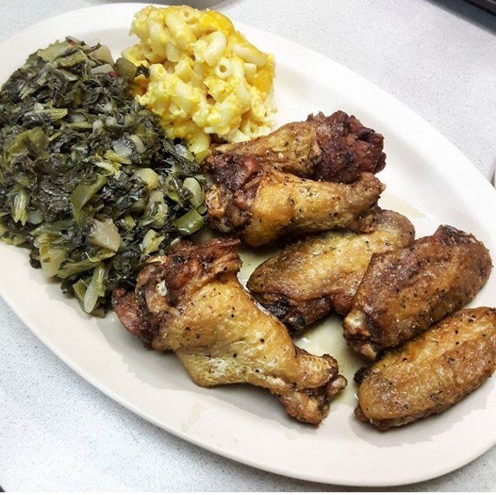 Soul Food Restaurants Savannah Ga