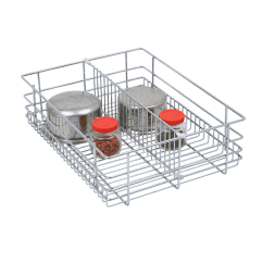 Kitchen Basket Towel Racks Partition Drawer 4 Height X 12 Width 20 Depth 6mm Wire Baskets Gaganenterprise