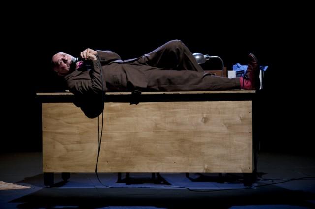Silvio Castiglioni, L'uomo è un animale feroce - photo Ilaria Scarpa