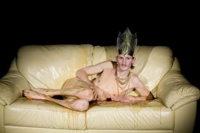 Gertjian Van Gennip, The honey queen - foto ©Reyn Van Koolwijk