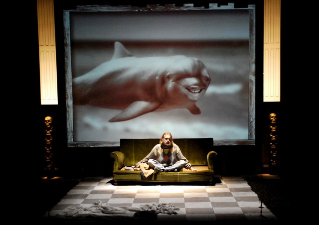 Teatro Studio Krypton, Perduto Pinocchio - foto di Stefano Ridolfi