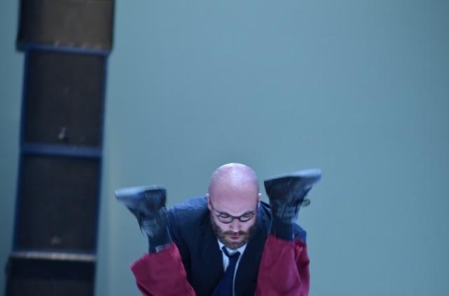 Balletto  Civile, Il sacro della primavera - Foto di Francesco Carbone
