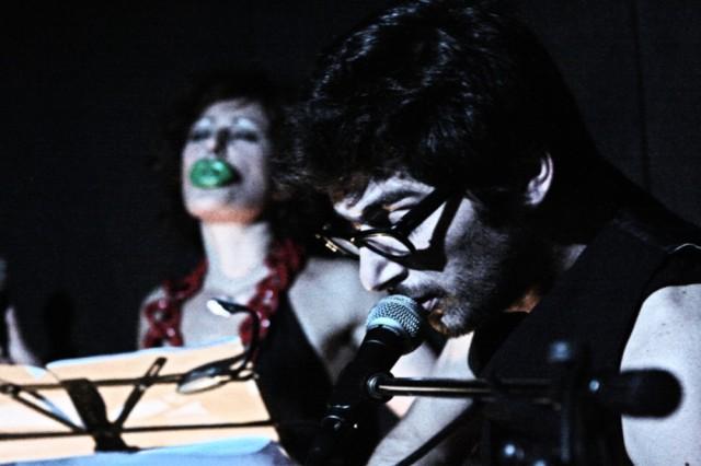 Tamara Bartolini e Michele Baronio, RedReading