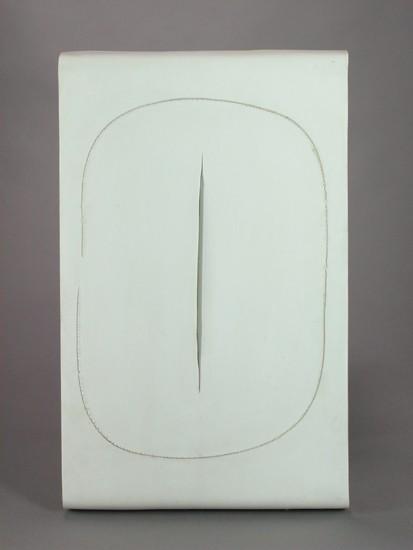 Lucio Fontana, Concetto Spaziale taglio
