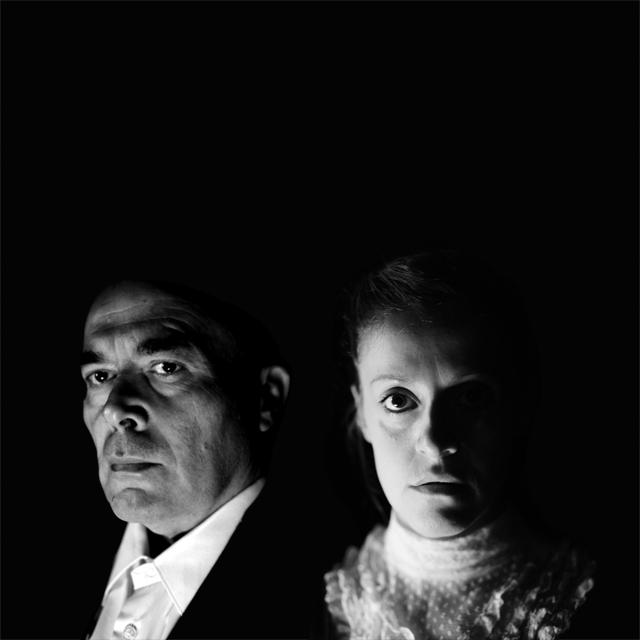 Luigi Dadina e Michela Marangoni - foto di Davide Baldrati