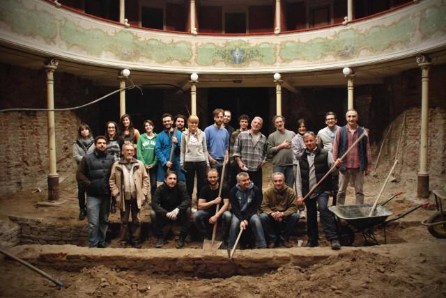 Teatro Sociale di Gualtieri - foto di Nicolò Cecchella
