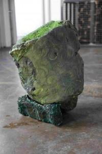 Alessandro Roma, Due gocce di pioggia mi colpiscono come sassolini, 2011