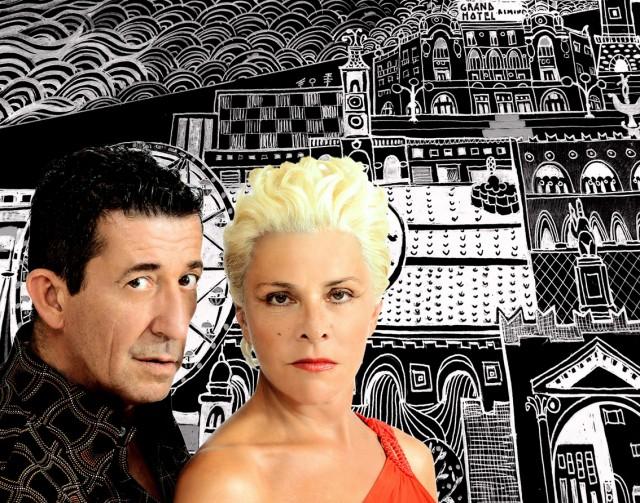 Pamela Villoresi e Claudio Casadio, Il mondo non mi deve nulla