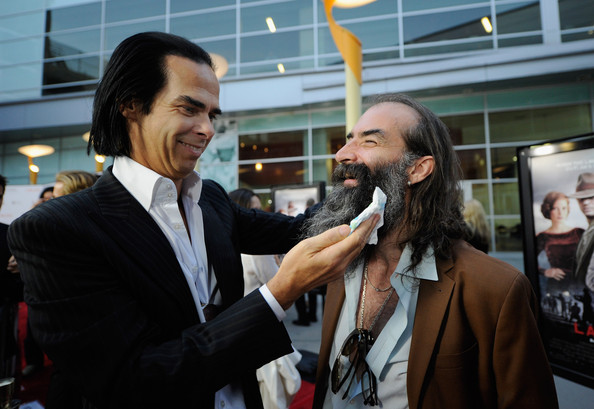Nuck Cave and Warren Ellis