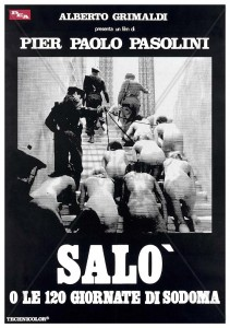 Salò (locandina italiana)