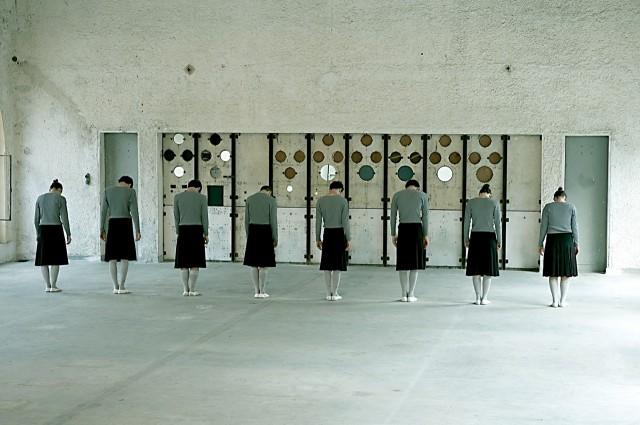 Claudia Castellucci, Scuola Stoa - foto di Federica Giorgetti