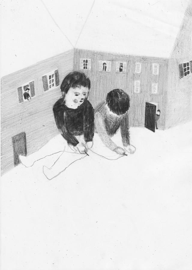 Illustrazione di Viola Niccolai