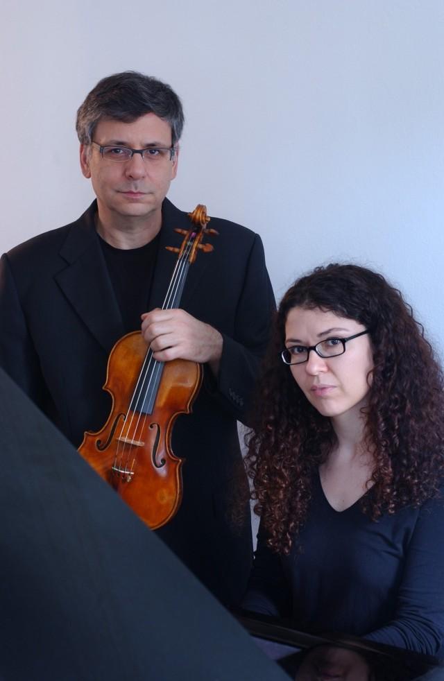 Sylvie Courvoisier - Mark Feldman 2