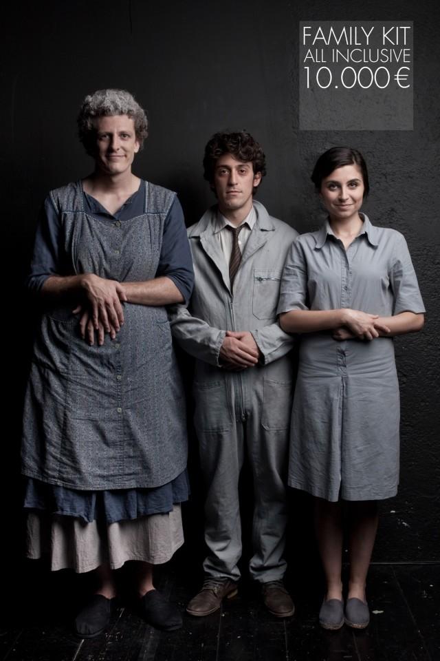 Ludwig/TeatroMa/CompagniadelleFurie, Harvest