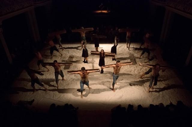 Teatro dei Venti, Angeli e Demoni - foto di Chiara Ferrin