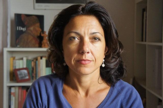 Alessandra Sarchi - foto di Sergio Bettini