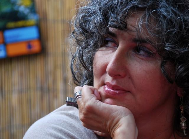 Barbara Garlaschelli - foto di Gigi Corsetti