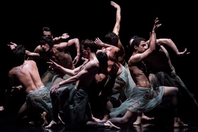 Aterballetto, Antitesi - foto di Nadir Bonazzi
