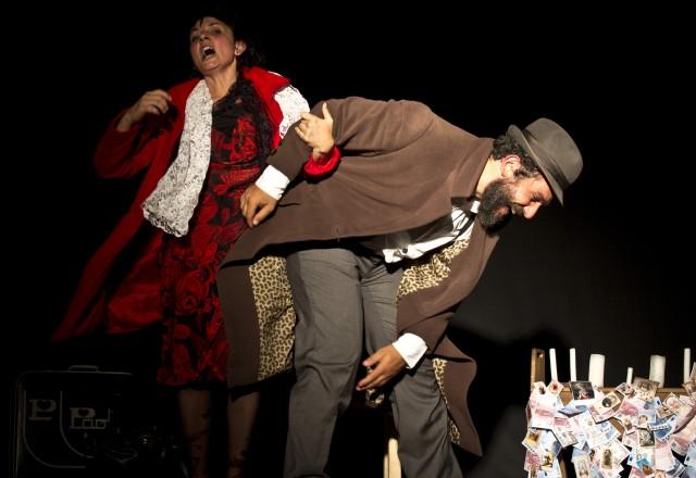 Ultimo teatro, In ginocchio - storie di mafia (3)