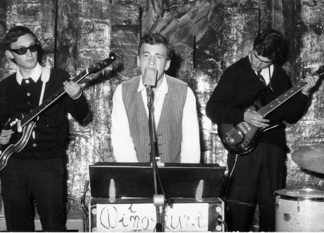 Mimmo Locasciulli alle prime armi – 1965