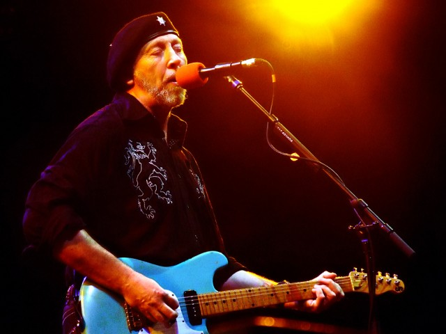 Richard Thompson - foto di Anthony Pepitone